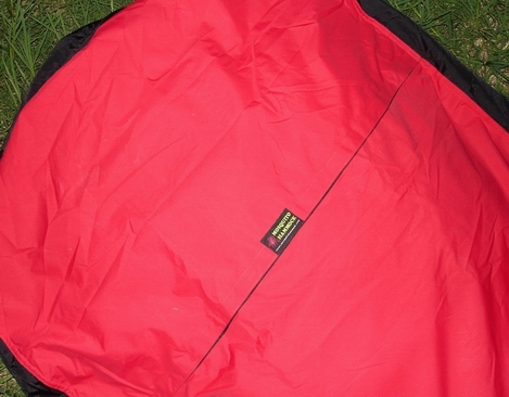 Rain Proof - when the rain or snow comes, you can velcro shut the rain hood to try to keep dry.
