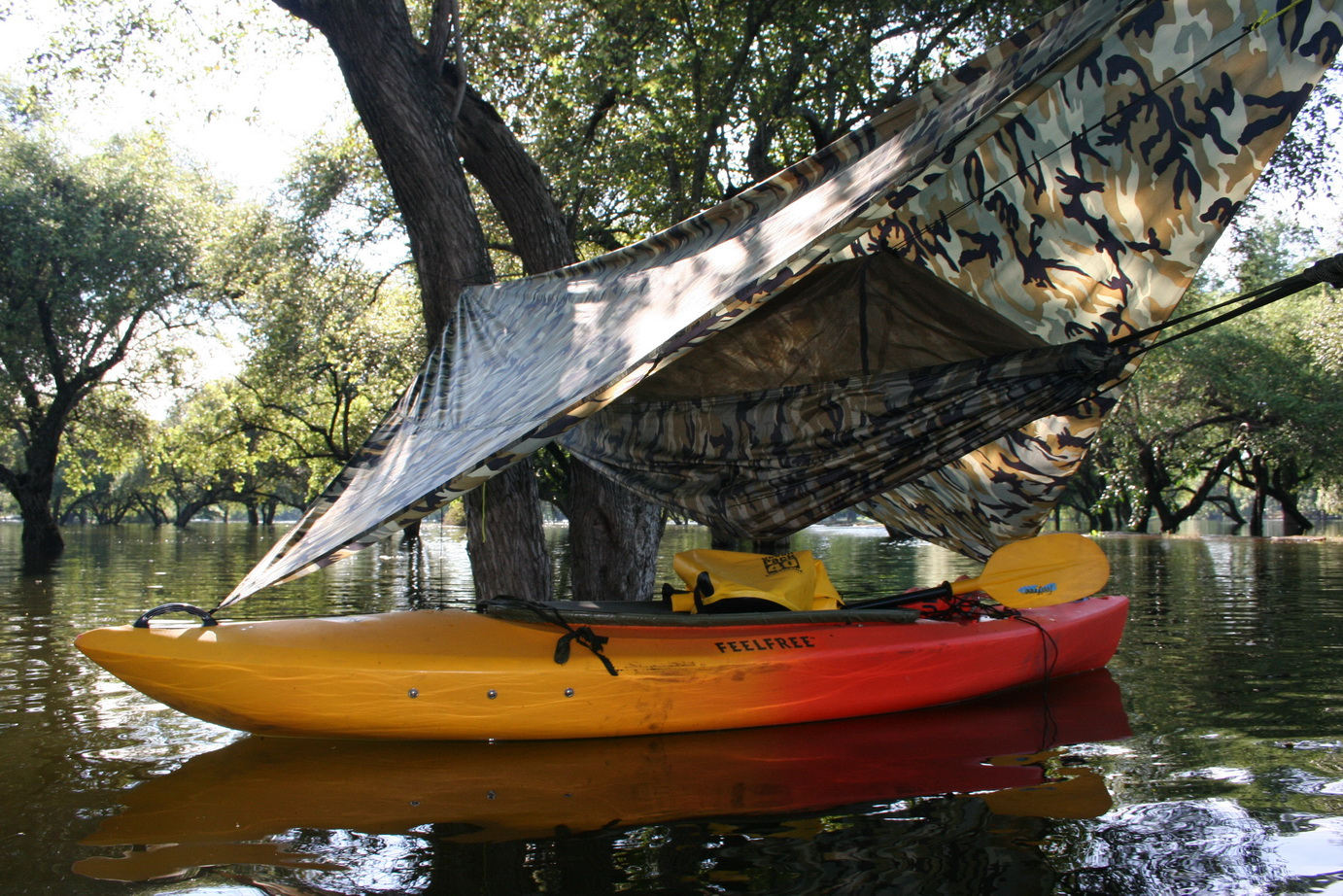 Hennessy Hammock As A Hooch Max Velocity Tactical Forum