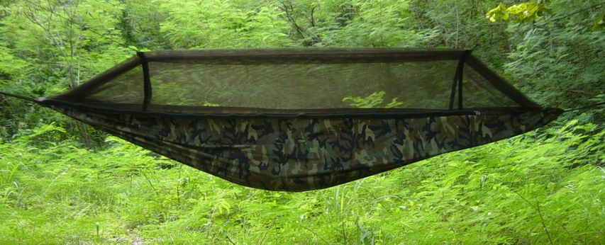 Jungle Hammock is 3 meters long.